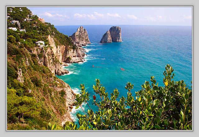 Вид на море, Крым, море