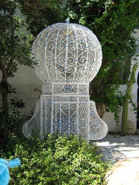 Клетка для птиц, тунис,