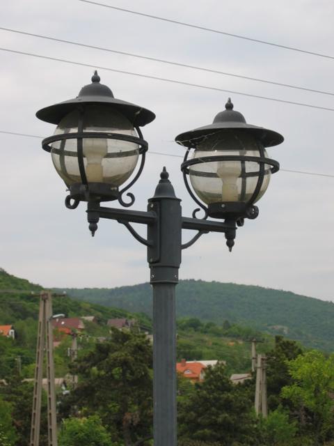 Фонари.Венгрия, оригинал