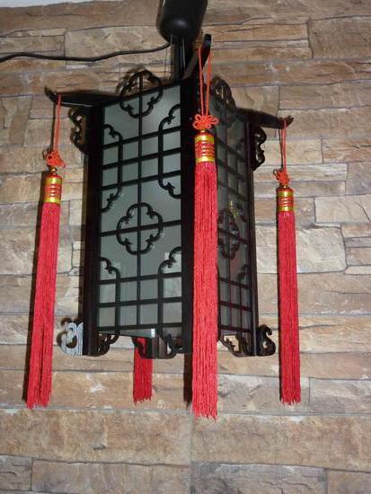 Китайский фонарик, оригинал