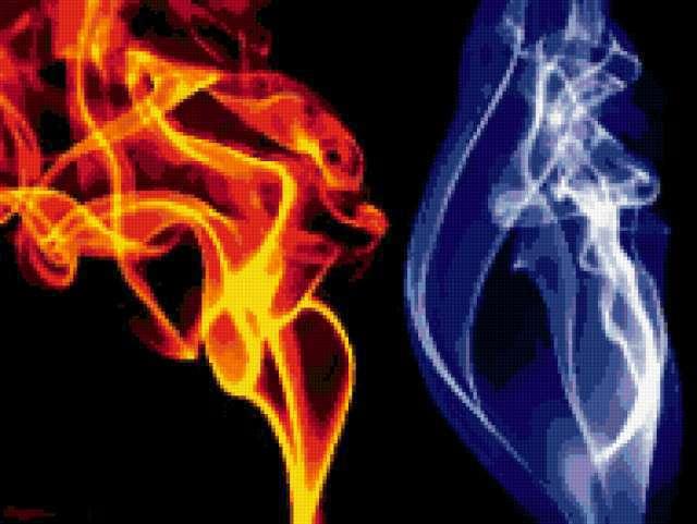 Огонь и лед, предпросмотр