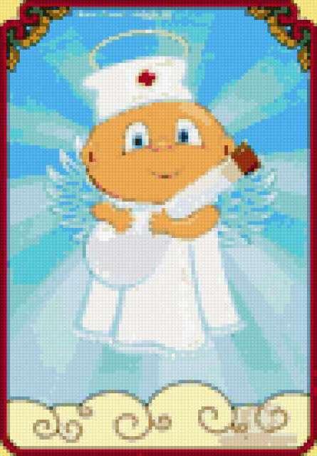 Ангел-врач, предпросмотр