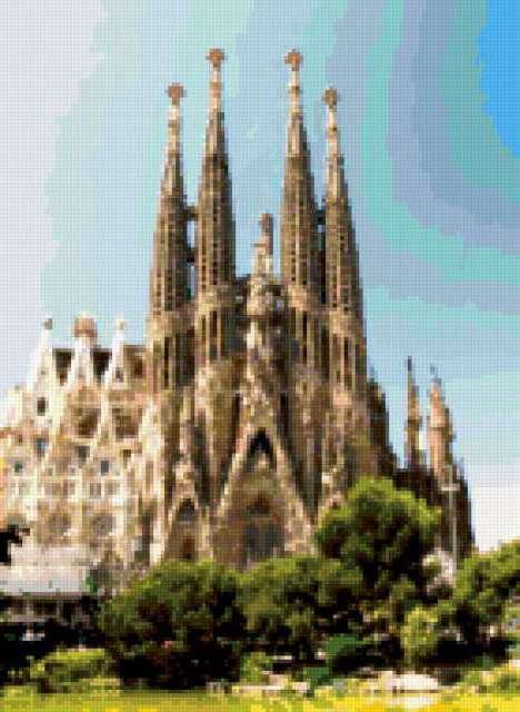 Барселона, барселона