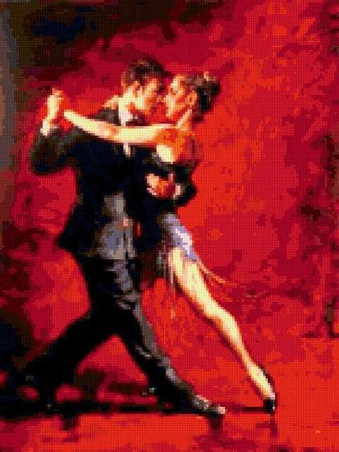 Танец страсти, предпросмотр