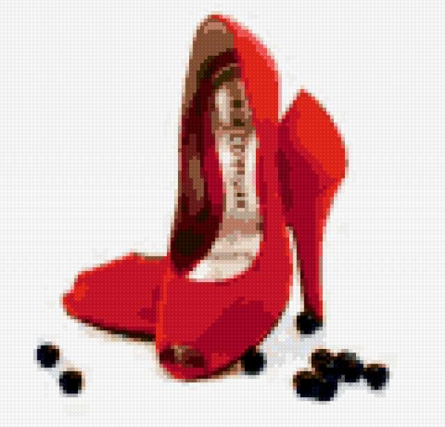 Туфли-гламур 2, предпросмотр
