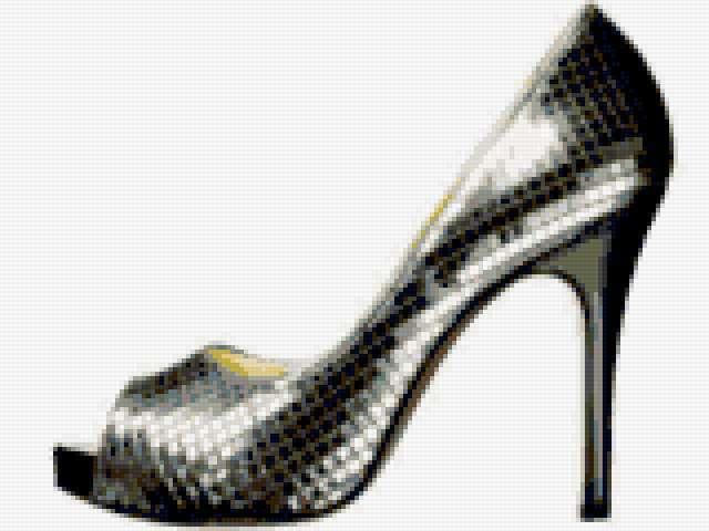 Туфли-гламур 3, предпросмотр