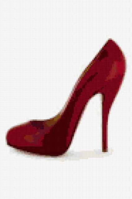 Туфли-гламур 5, предпросмотр