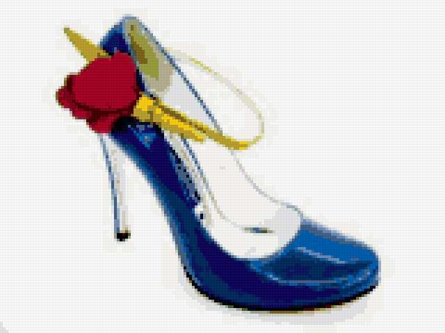 Туфли-гламур 6, предпросмотр