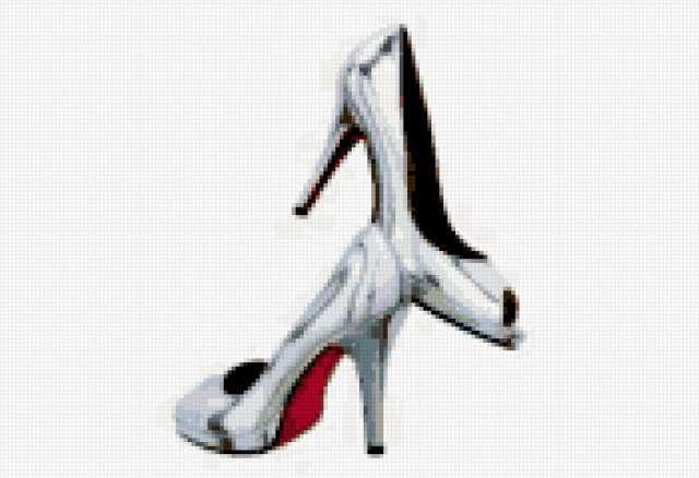 Туфли-гламур 8, предпросмотр