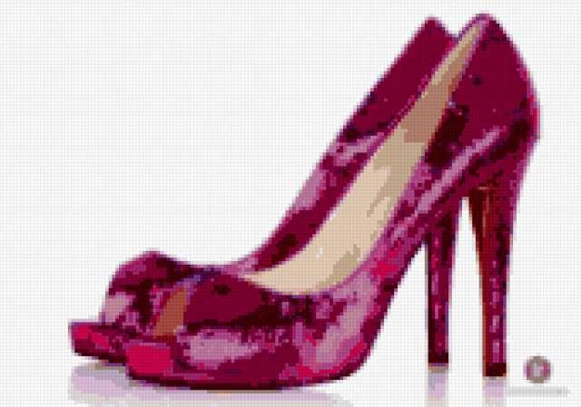 Туфли-гламур 9, предпросмотр