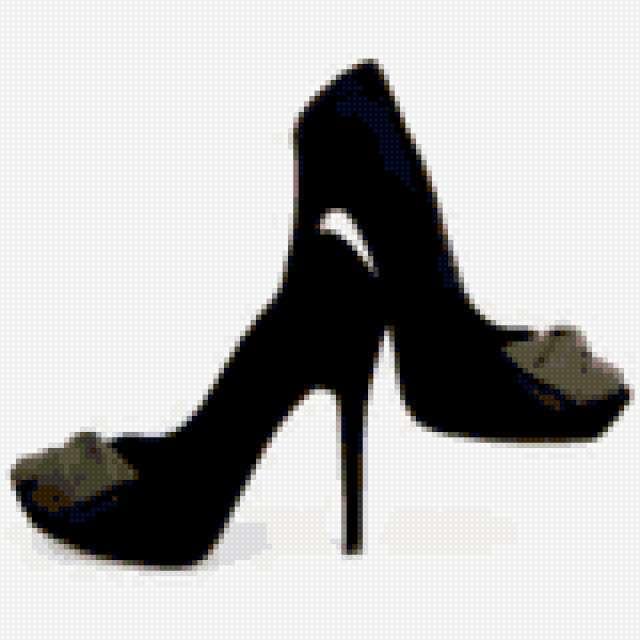 Туфли-гламур 10, предпросмотр