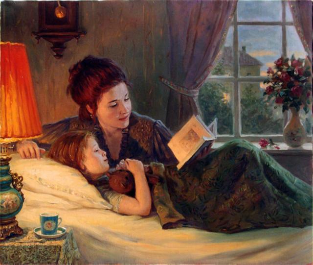Чтение перед сном, оригинал