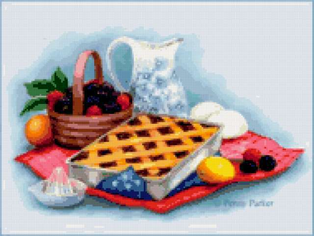 Бабушкин пирог, предпросмотр
