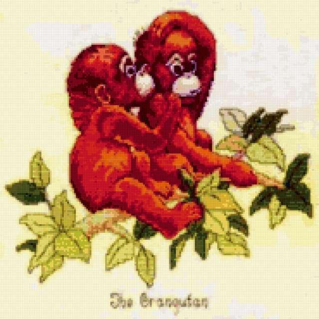 Вышивка обезьянки золотое руно отзывы 33