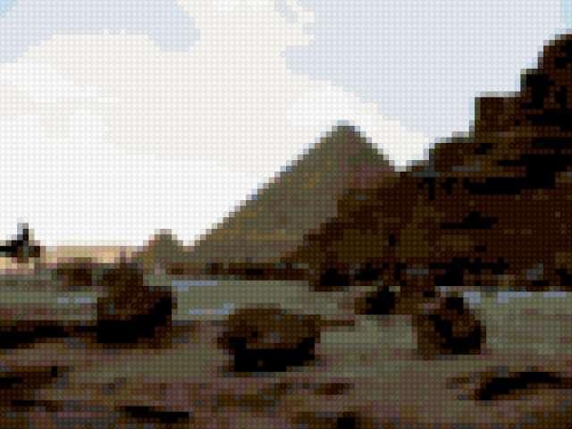 Пирамиды в Гизе, предпросмотр