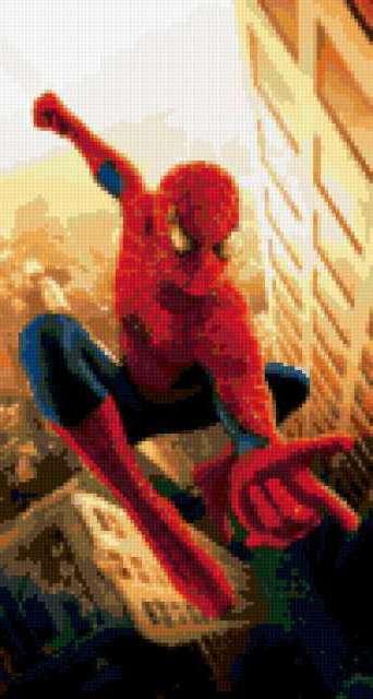Человек-паук, предпросмотр