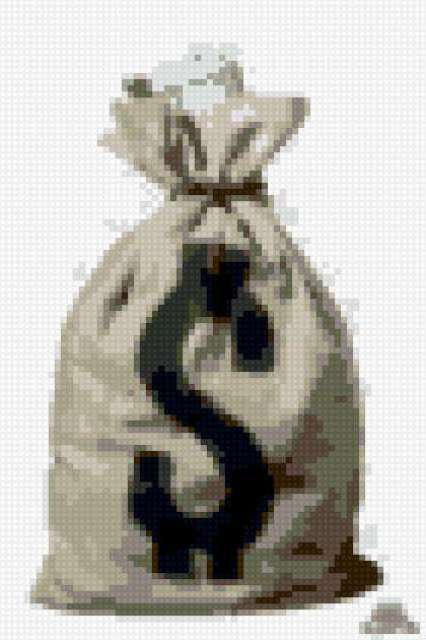 Мешок денег, предпросмотр