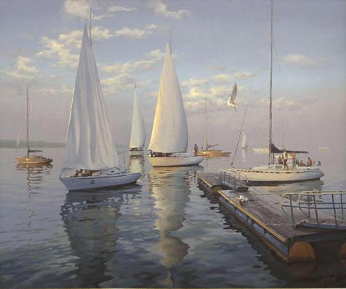 Яхт-клуб в Таганроге
