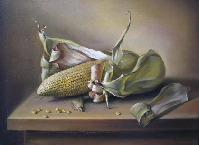 Кукуруза, оригинал