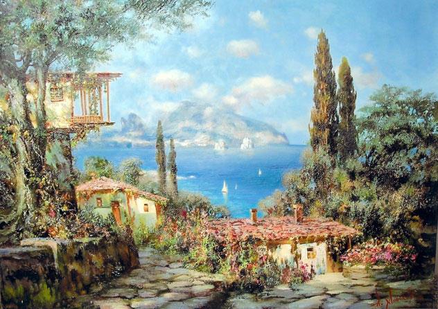 Крымский пейзаж, пейзаж, крым,