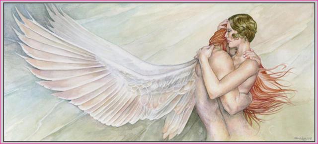Любовь ангела, оригинал
