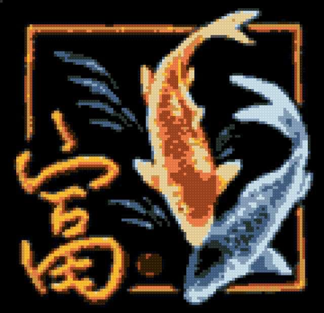 Рыбы-фен-шуй, предпросмотр