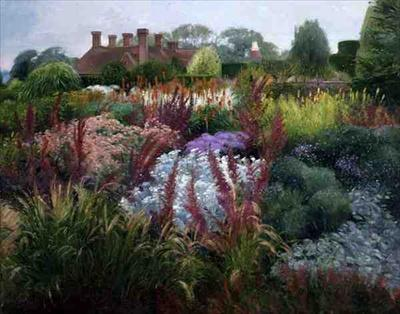 Английский сад, садовое