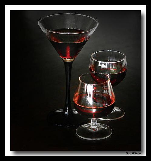 Бокалы с вином, оригинал