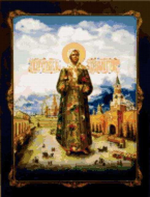 Св. Матрона, предпросмотр
