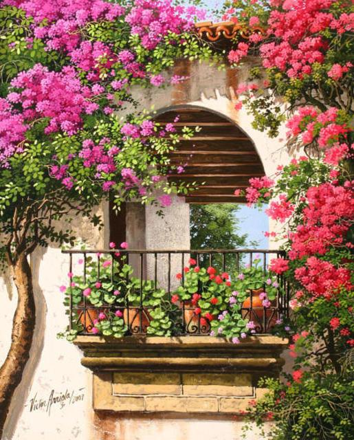 Английский сад, английский сад