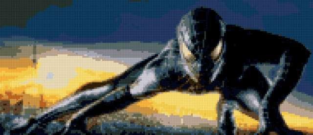 Человек-паук 1, предпросмотр