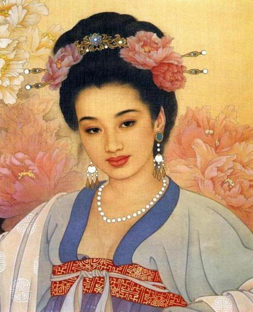 Портрет китаянки, оригинал