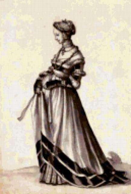 Дама эпохи Возрождения