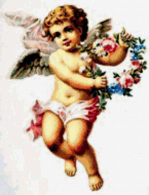 Купидон, купидон, амур, ангел,