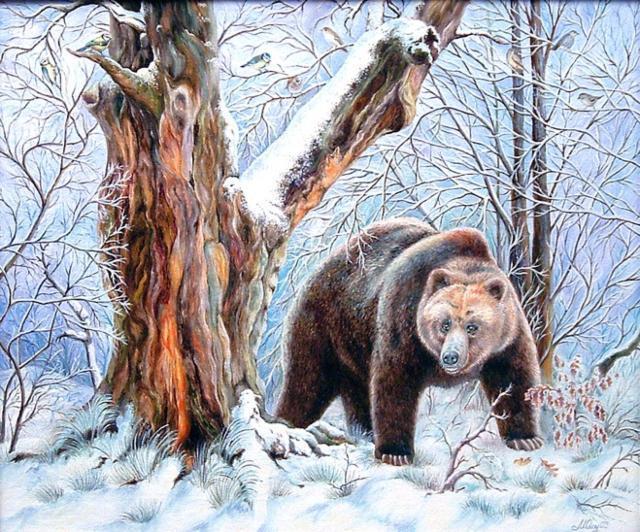 медвежата, мишки, медведь,