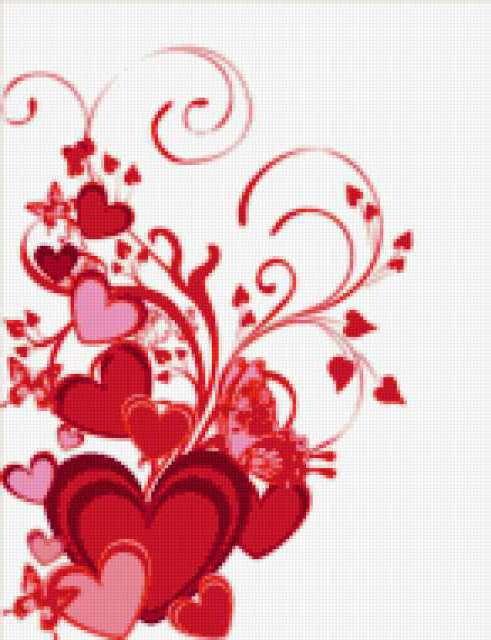Любовный завиток, предпросмотр