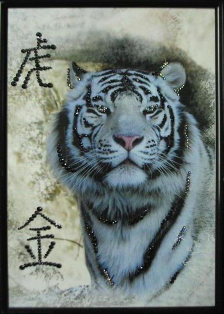 Китайский тигр, китай