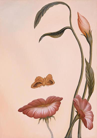 Девушка-цветок, оригинал