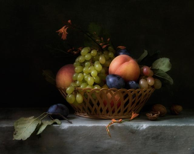 Натюрморт с фруктами, оригинал