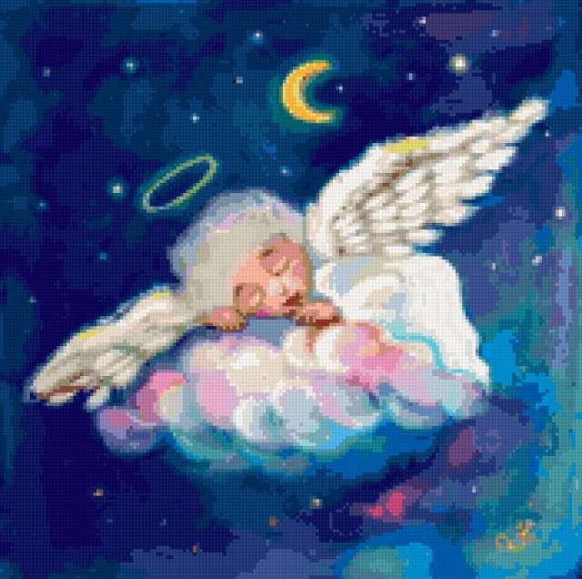 Спящий ангел..., предпросмотр