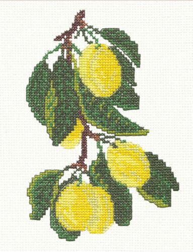Ветка лимона, оригинал