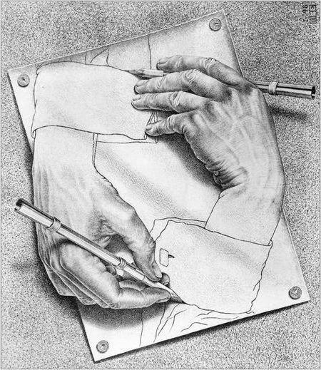 Руки, рисунок, руки, кисти рук