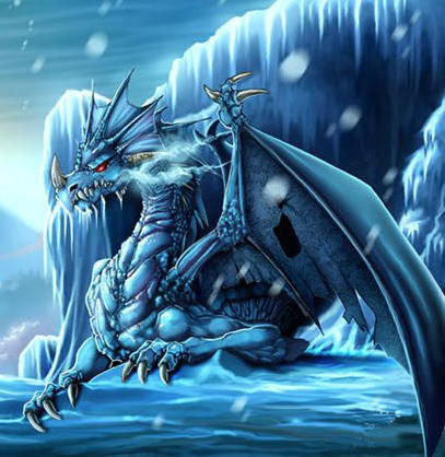 Белый дракон, оригинал