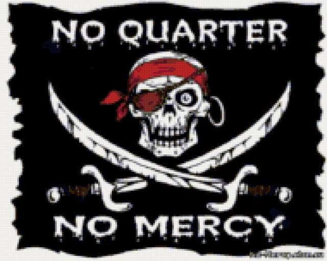 Пиратский флаг, предпросмотр