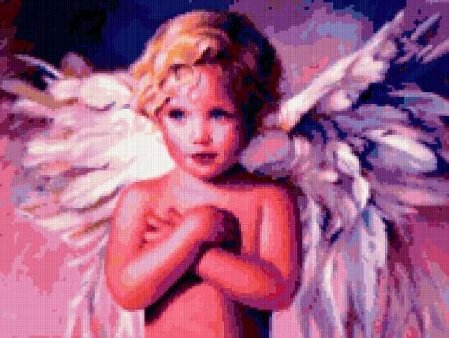 Маленький ангел, ангел