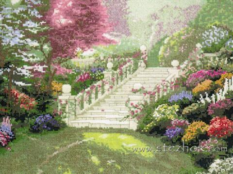 Лестница в райский сад,