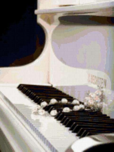 Белый рояль, предпросмотр
