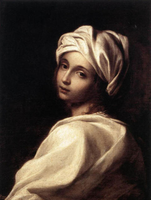 Portrait of Beatrice Cenci 1662, portrait of beatrice cenci 1662 elisabetta sirani