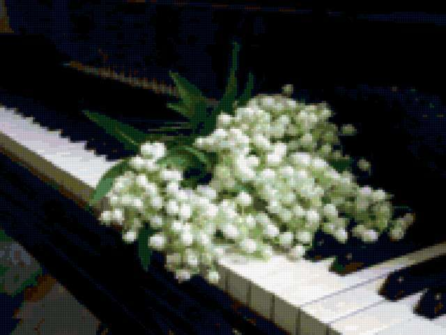 Ландыши на рояле, предпросмотр