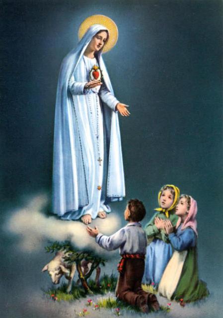 Матерь Божья Фатимская